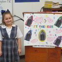 Kindergarten's Catholic Schools Week Project photo album thumbnail 6