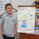 Kindergarten's Catholic Schools Week Project photo album thumbnail 7