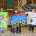 Kindergarten's Catholic Schools Week Project photo album thumbnail 9