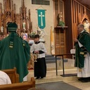 Mass with Bishop Talley 2019 photo album thumbnail 3