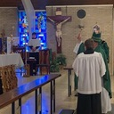 Mass with Bishop Talley 2019 photo album thumbnail 7